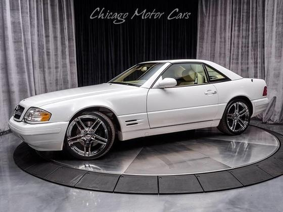 1999 Mercedes-Benz SL-Class :24 car images available