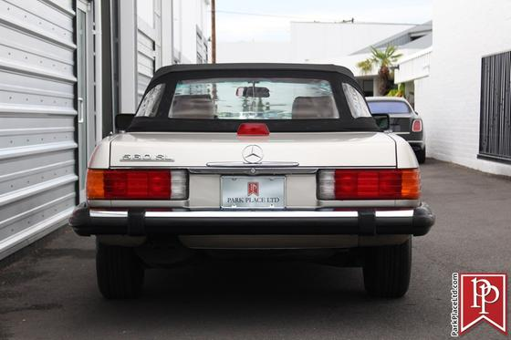 1987 Mercedes-Benz SL-Class
