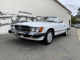 1987 Mercedes-Benz SL-Class :9 car images available