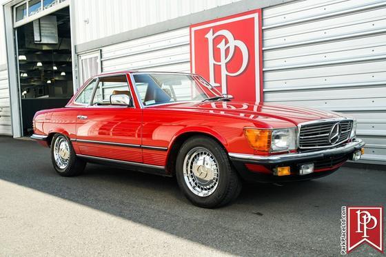 1985 Mercedes-Benz SL-Class
