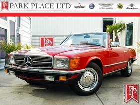 1985 Mercedes-Benz SL-Class :24 car images available