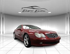 2005 Mercedes-Benz SL-Class :24 car images available