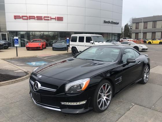 2013 Mercedes-Benz SL-Class :20 car images available