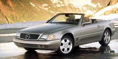 1999 Mercedes-Benz SL-Class  : Car has generic photo