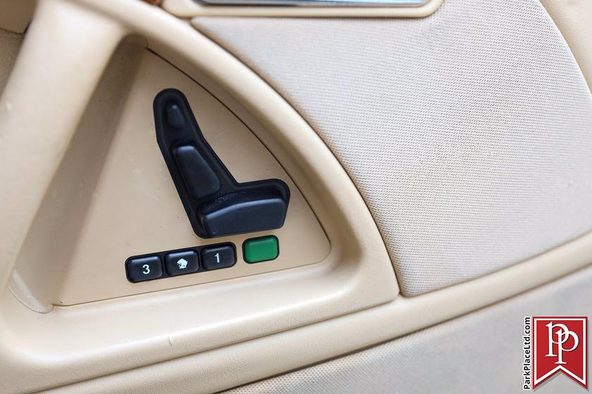 1999 Mercedes-Benz SL-Class