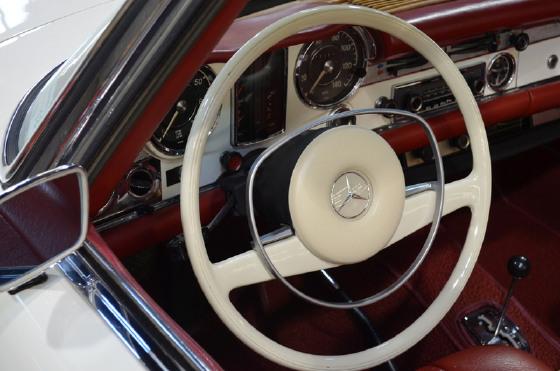 1969 Mercedes-Benz SL-Class SL280
