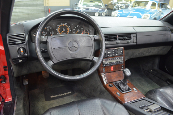 1991 Mercedes-Benz SL-Class SL300
