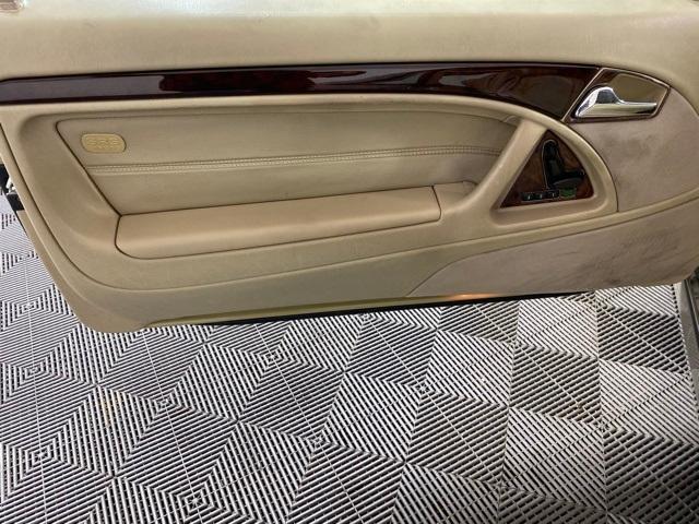 1996 Mercedes-Benz SL-Class SL320