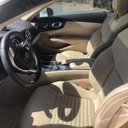 2015 Mercedes-Benz SL-Class SL400