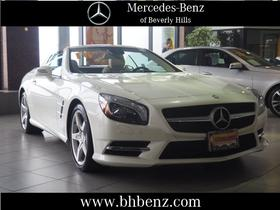 2016 Mercedes-Benz SL-Class SL400:19 car images available