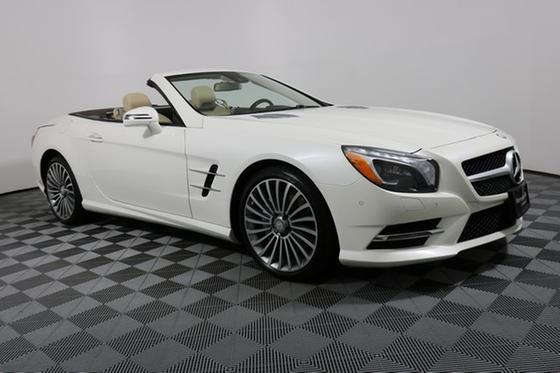 2016 Mercedes-Benz SL-Class SL400:24 car images available