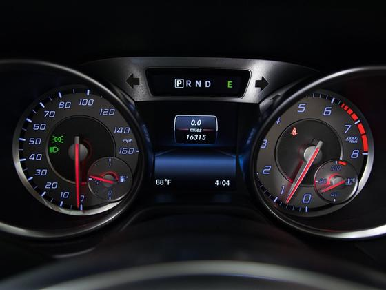 2016 Mercedes-Benz SL-Class SL400