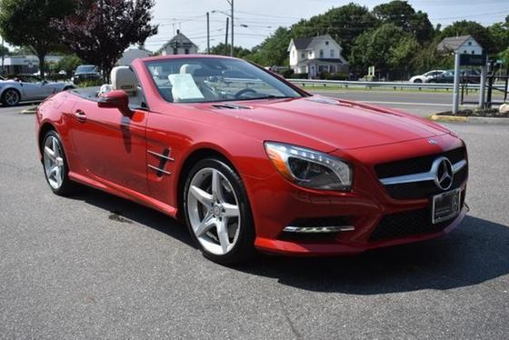 2015 Mercedes-Benz SL-Class SL400:21 car images available