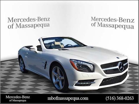 2016 Mercedes-Benz SL-Class SL400:20 car images available