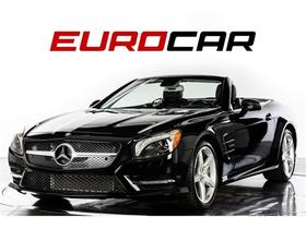 2015 Mercedes-Benz SL-Class SL400:24 car images available