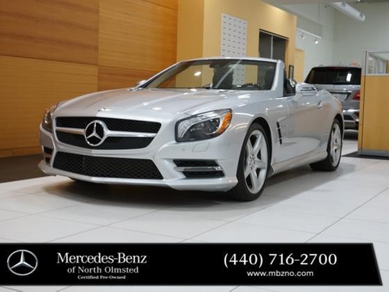 2016 Mercedes-Benz SL-Class SL400:24 car images available