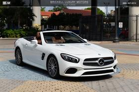 2017 Mercedes-Benz SL-Class SL450:24 car images available