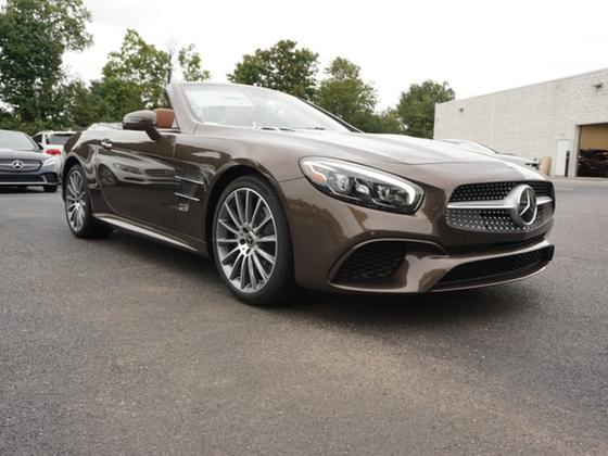 2019 Mercedes-Benz SL-Class SL450:16 car images available