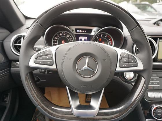 2019 Mercedes-Benz SL-Class SL450