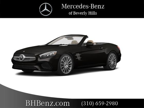 2019 Mercedes-Benz SL-Class SL450 : Car has generic photo
