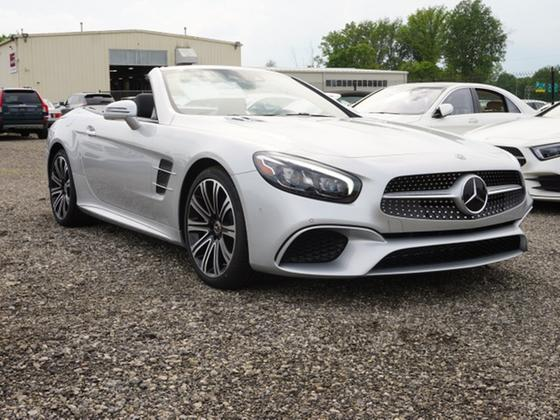2019 Mercedes-Benz SL-Class SL450:15 car images available