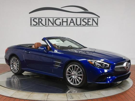 2019 Mercedes-Benz SL-Class SL450:24 car images available