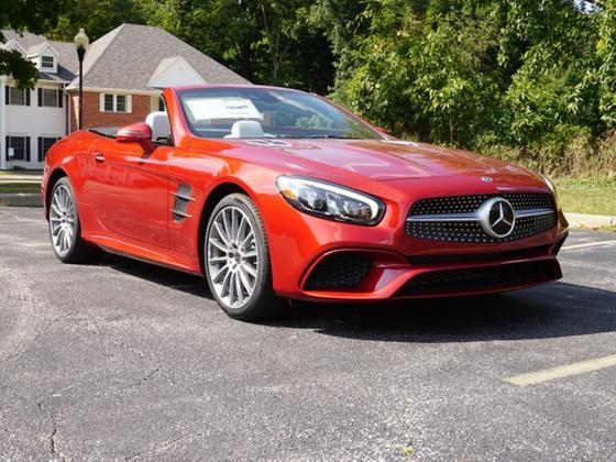 2020 Mercedes-Benz SL-Class SL450:15 car images available