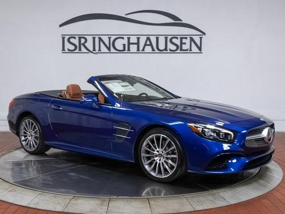 2020 Mercedes-Benz SL-Class SL450:24 car images available