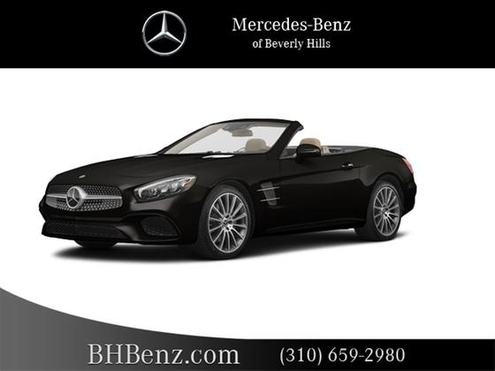 2020 Mercedes-Benz SL-Class SL450 : Car has generic photo