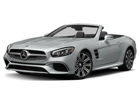 2017 Mercedes-Benz SL-Class SL450 : Car has generic photo