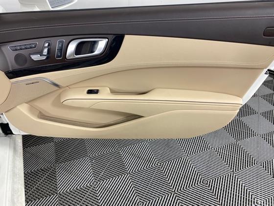 2018 Mercedes-Benz SL-Class SL450
