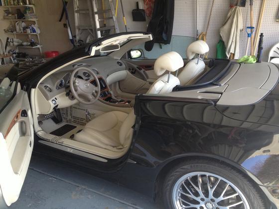 2003 Mercedes-Benz SL-Class SL500:3 car images available