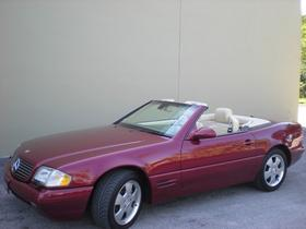 2000 Mercedes-Benz SL-Class SL500:18 car images available