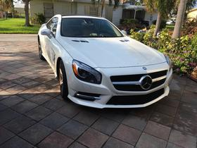 2013 Mercedes-Benz SL-Class SL500:6 car images available