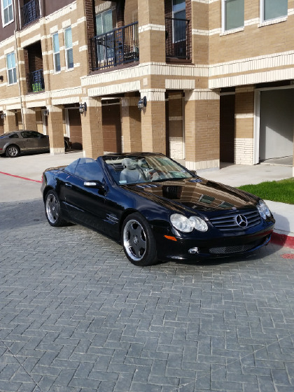 2006 Mercedes-Benz SL-Class SL500:12 car images available