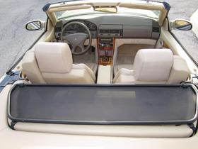 2002 Mercedes-Benz SL-Class SL500