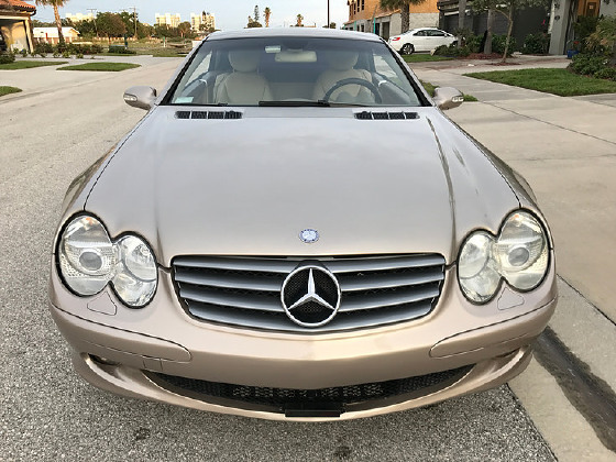 2003 mercedes benz sl class sl500 for sale in long island for Mercedes benz dealers in long island ny