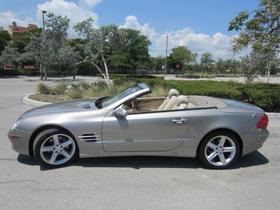 2005 Mercedes-Benz SL-Class SL500:23 car images available