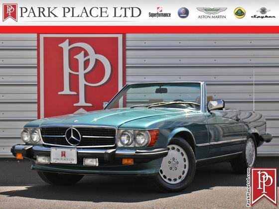 1986 Mercedes-Benz SL-Class SL500:24 car images available