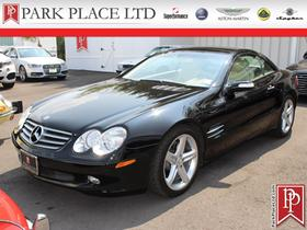 2004 Mercedes-Benz SL-Class SL500:22 car images available