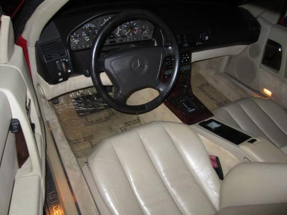 1992 Mercedes-Benz SL-Class SL500