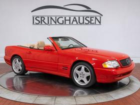 2001 Mercedes-Benz SL-Class SL500:24 car images available