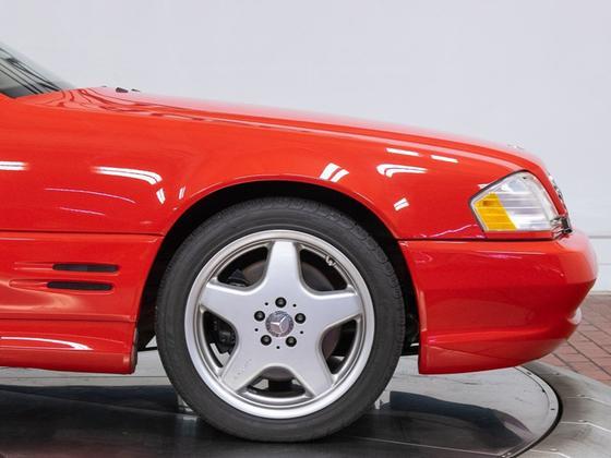 2001 Mercedes-Benz SL-Class SL500