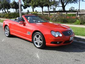 2003 Mercedes-Benz SL-Class SL500
