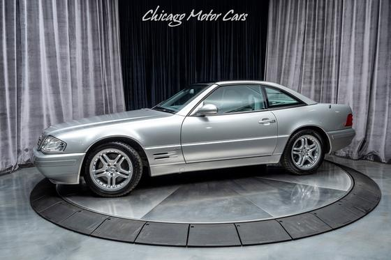 1999 Mercedes-Benz SL-Class SL500:24 car images available
