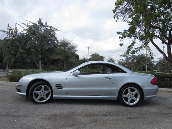2003 Mercedes-Benz SL-Class SL500:16 car images available