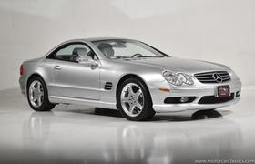 2003 Mercedes-Benz SL-Class SL500:24 car images available