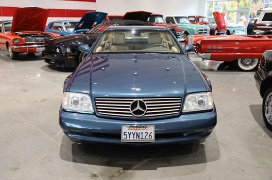 2000 Mercedes-Benz SL-Class SL500