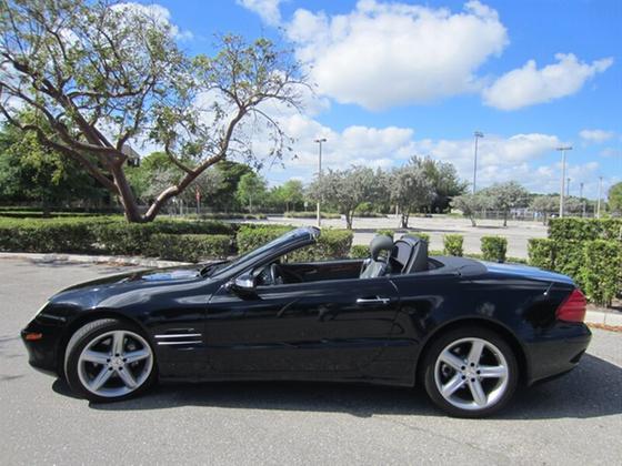 2006 Mercedes-Benz SL-Class SL500:24 car images available