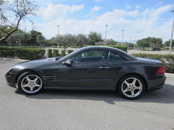 2003 Mercedes-Benz SL-Class SL500:16 car images available